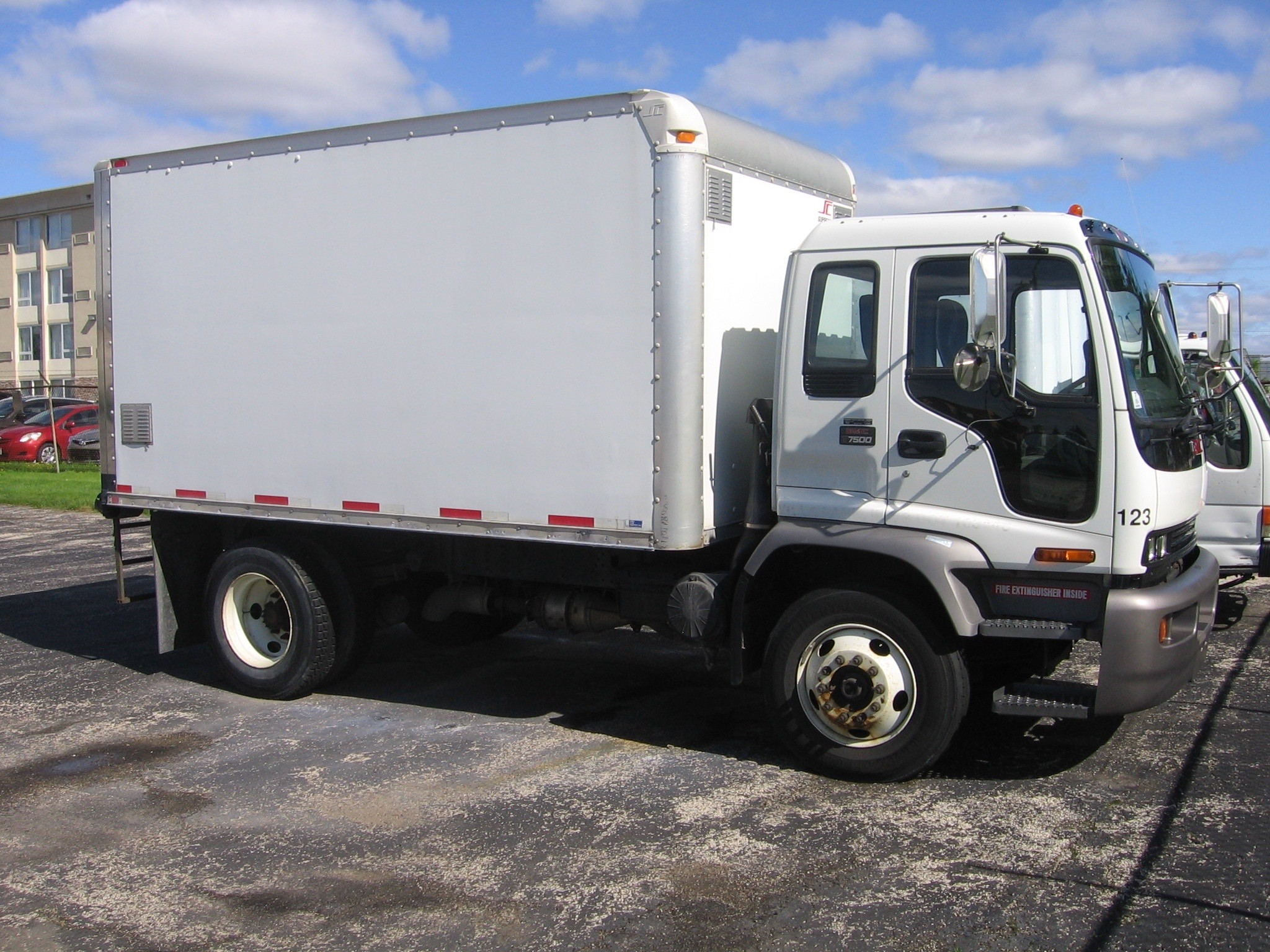 Used, 2009, GMC, T-Series 7500, Cab / Chassis Trucks