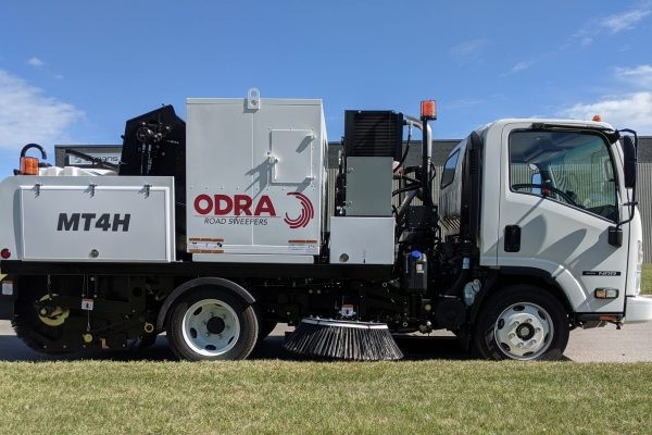 New, 2022, Challenger, ODRA MT4H (Elgin Broom Badger) Street Sweeper, Sweepers