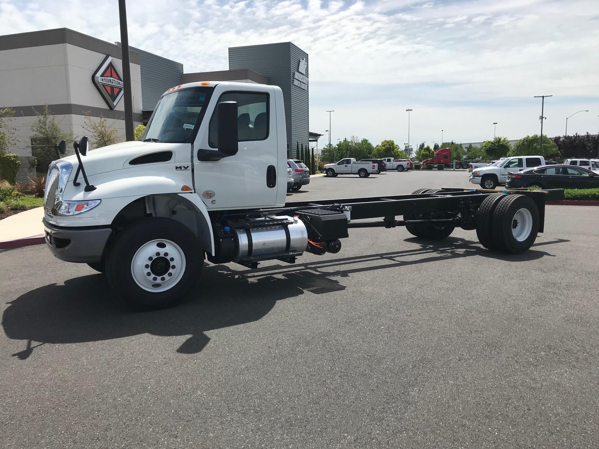 New, 2021, International, MV607, Cab / Chassis Trucks