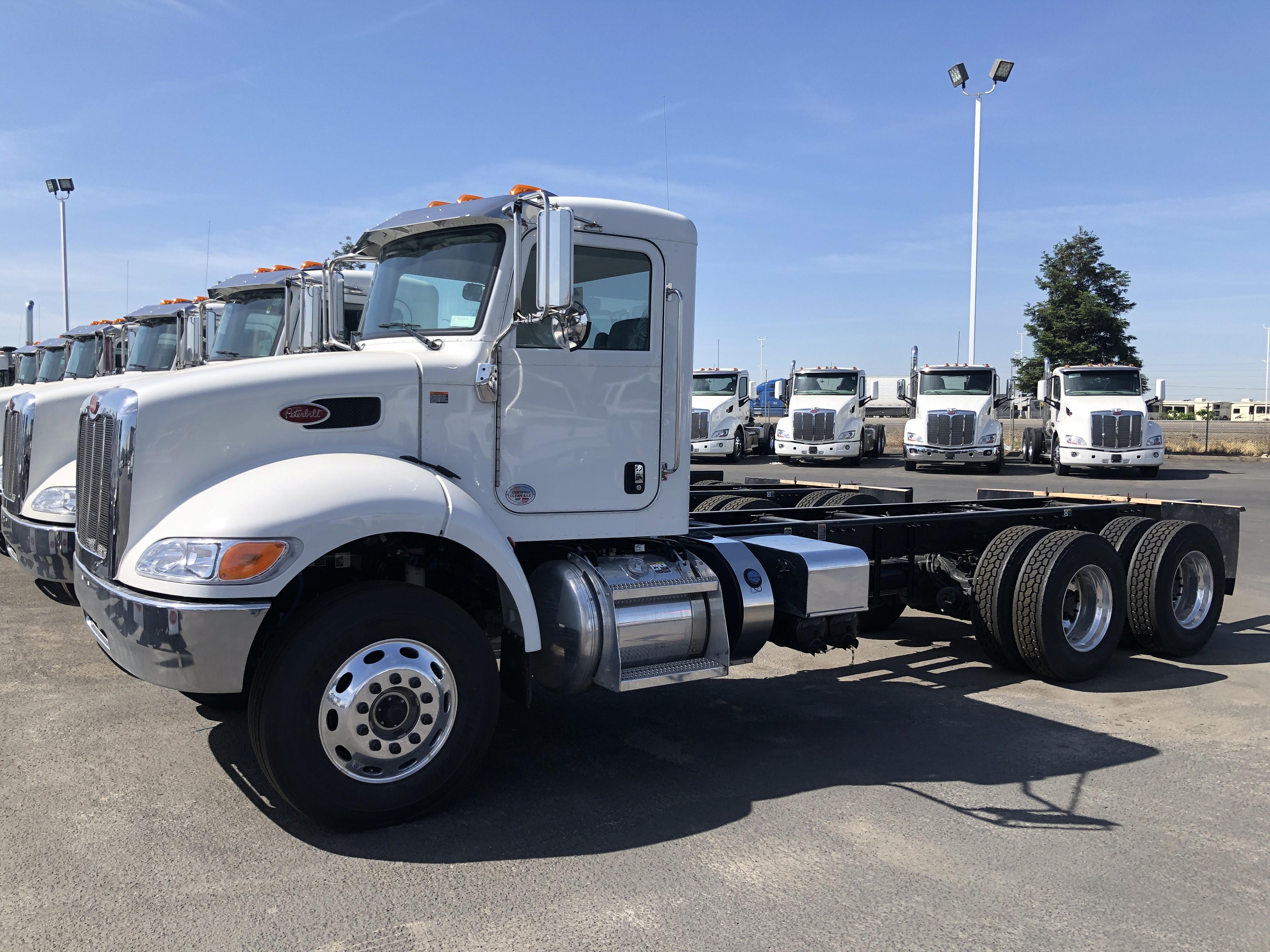New, 2020, Peterbilt, 348, Cab / Chassis Trucks