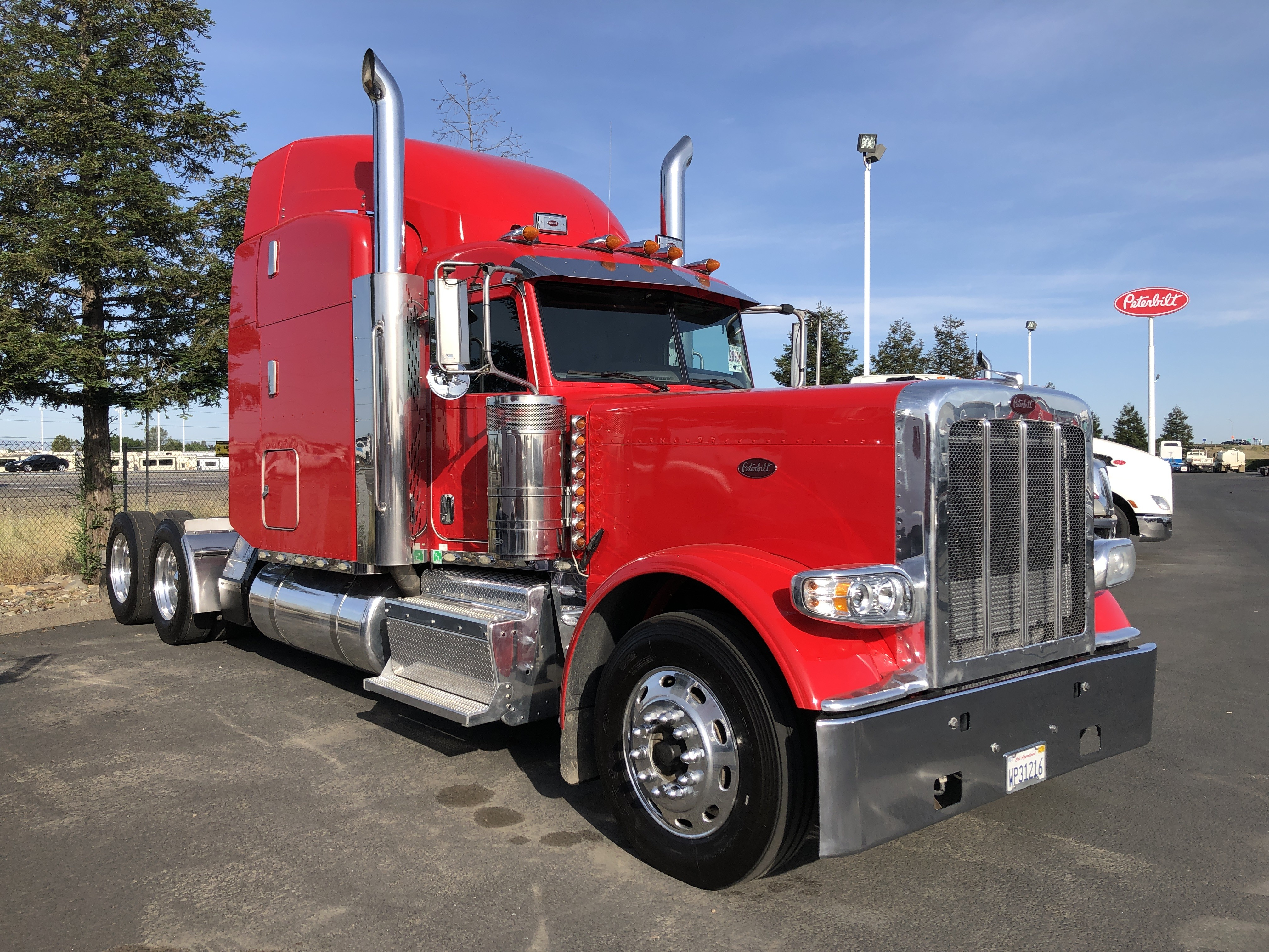 Used, 2012, Peterbilt, 389 Traditional, Conventional Trucks
