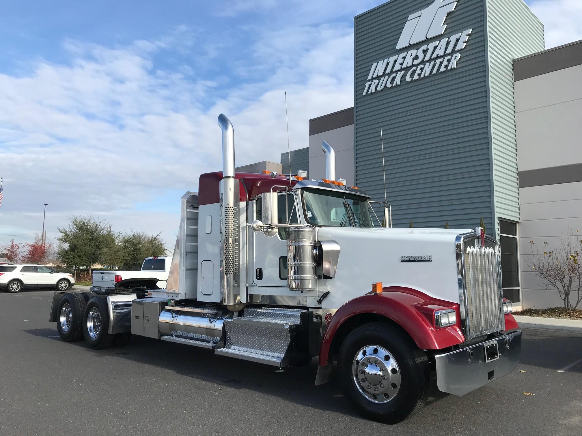 Used, 2014, Kenworth, W900, Conventional Trucks