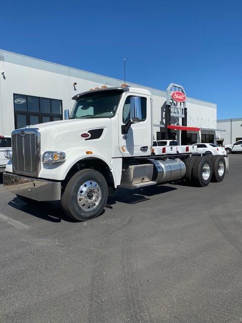 New, 2020, Peterbilt, 567, Cab / Chassis Trucks