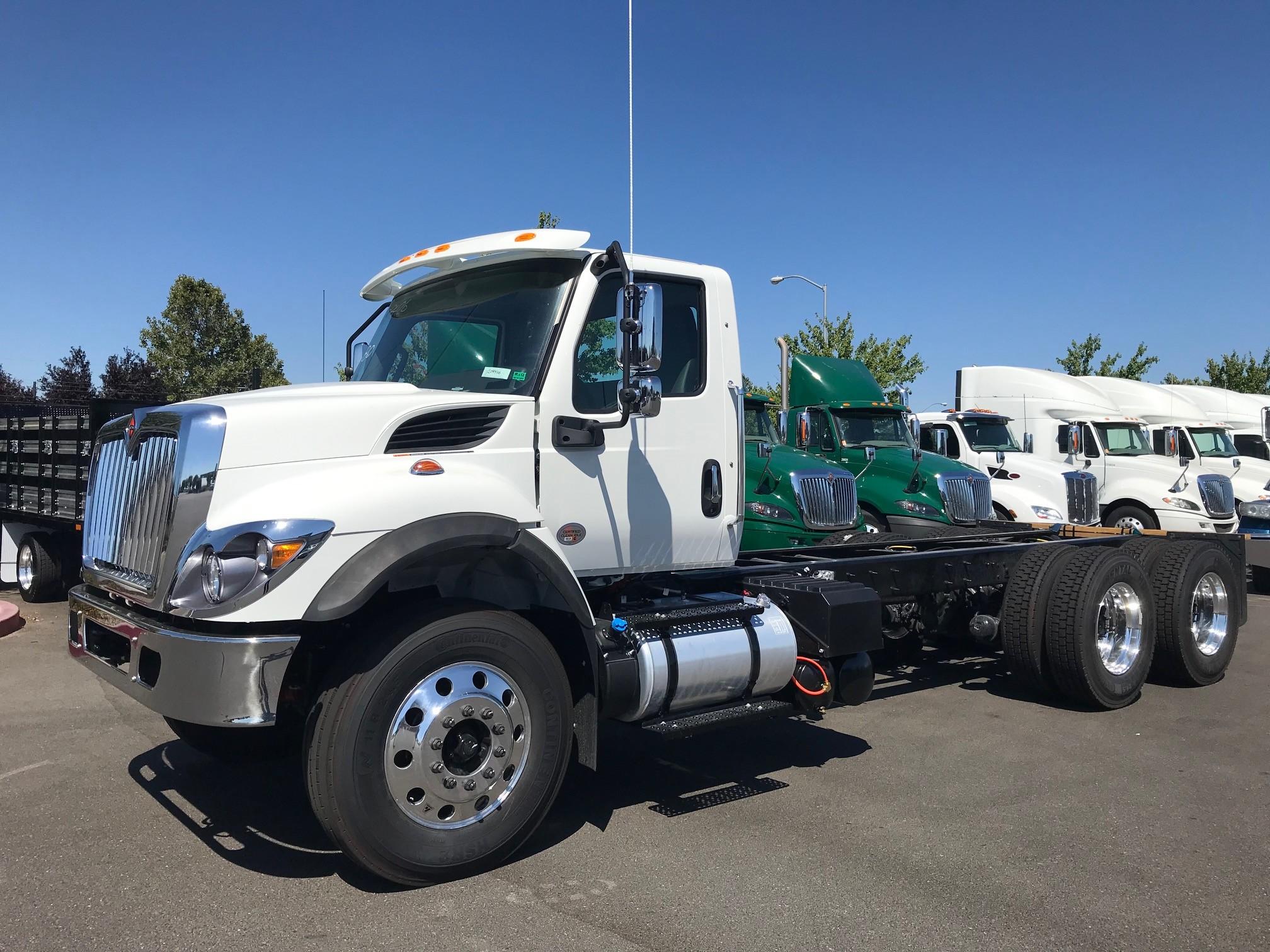 New, 2021, International, HV607, Cab / Chassis Trucks