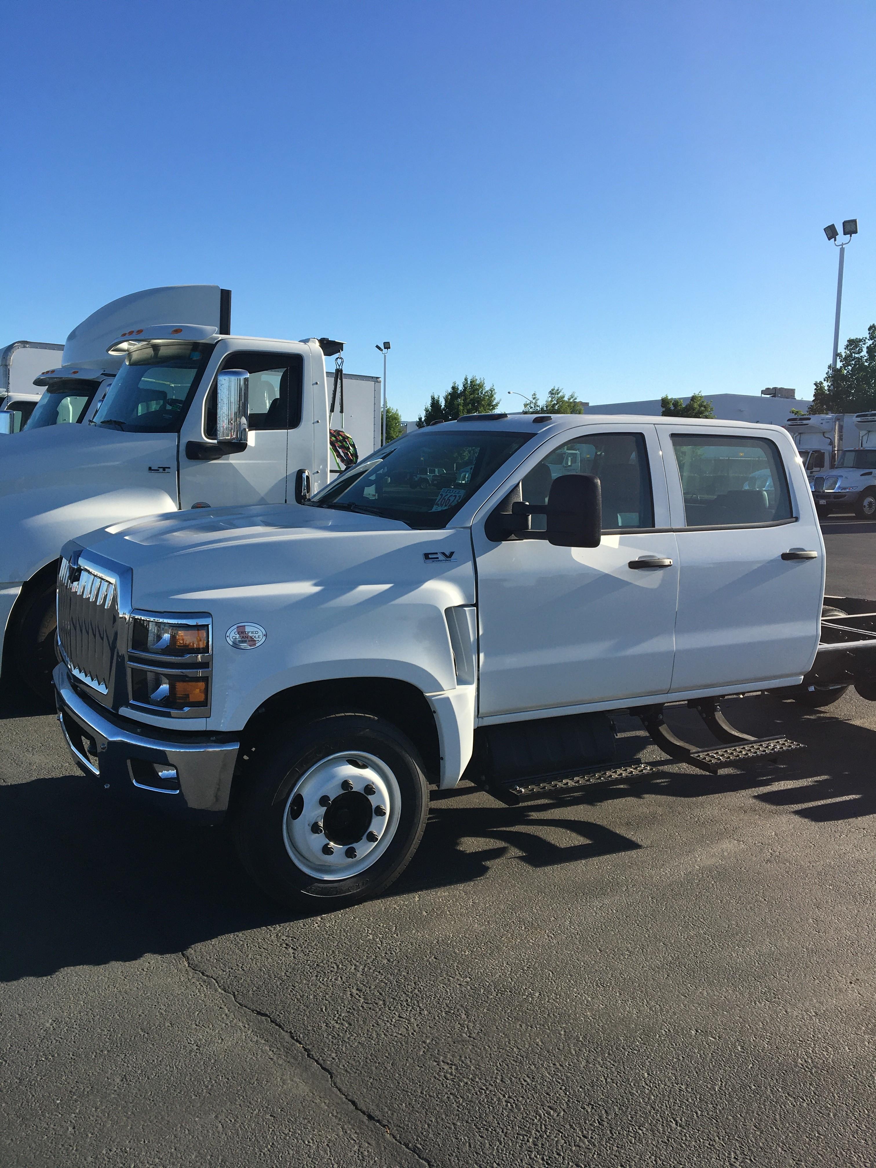 New, 2020, International, CV515, Cab / Chassis Trucks