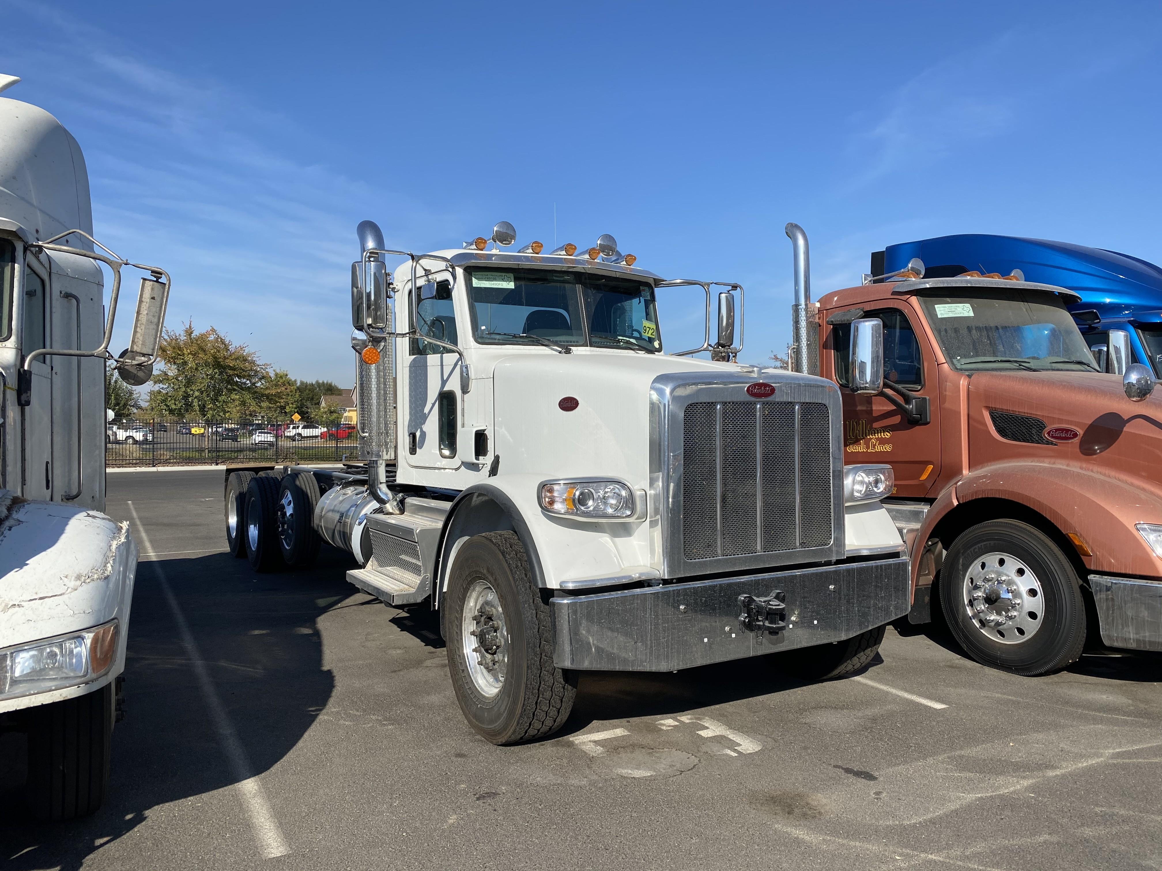 New, 2021, Peterbilt, 367, Cab / Chassis Trucks