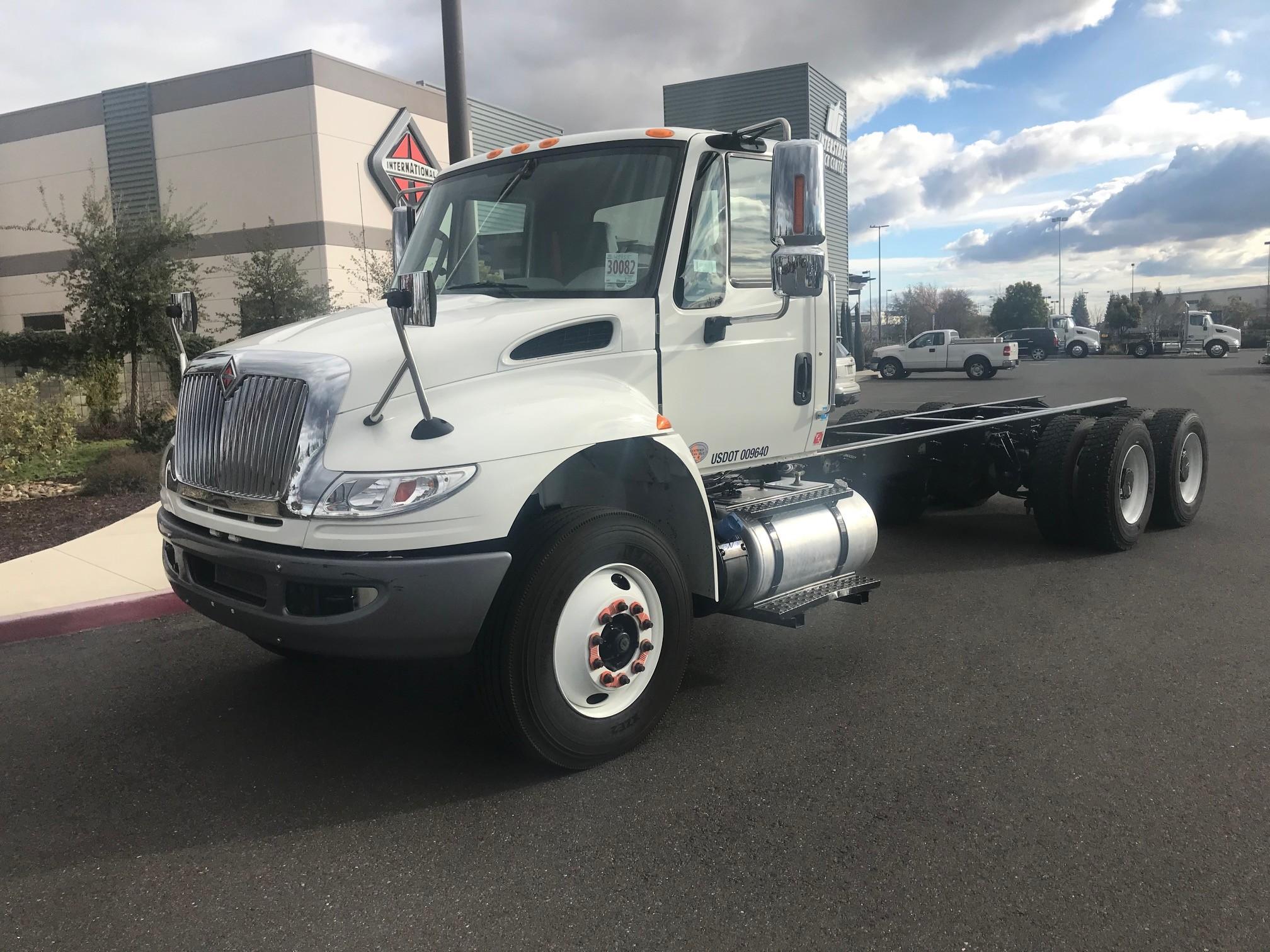 Used, 2018, International, 4400, Cab / Chassis Trucks
