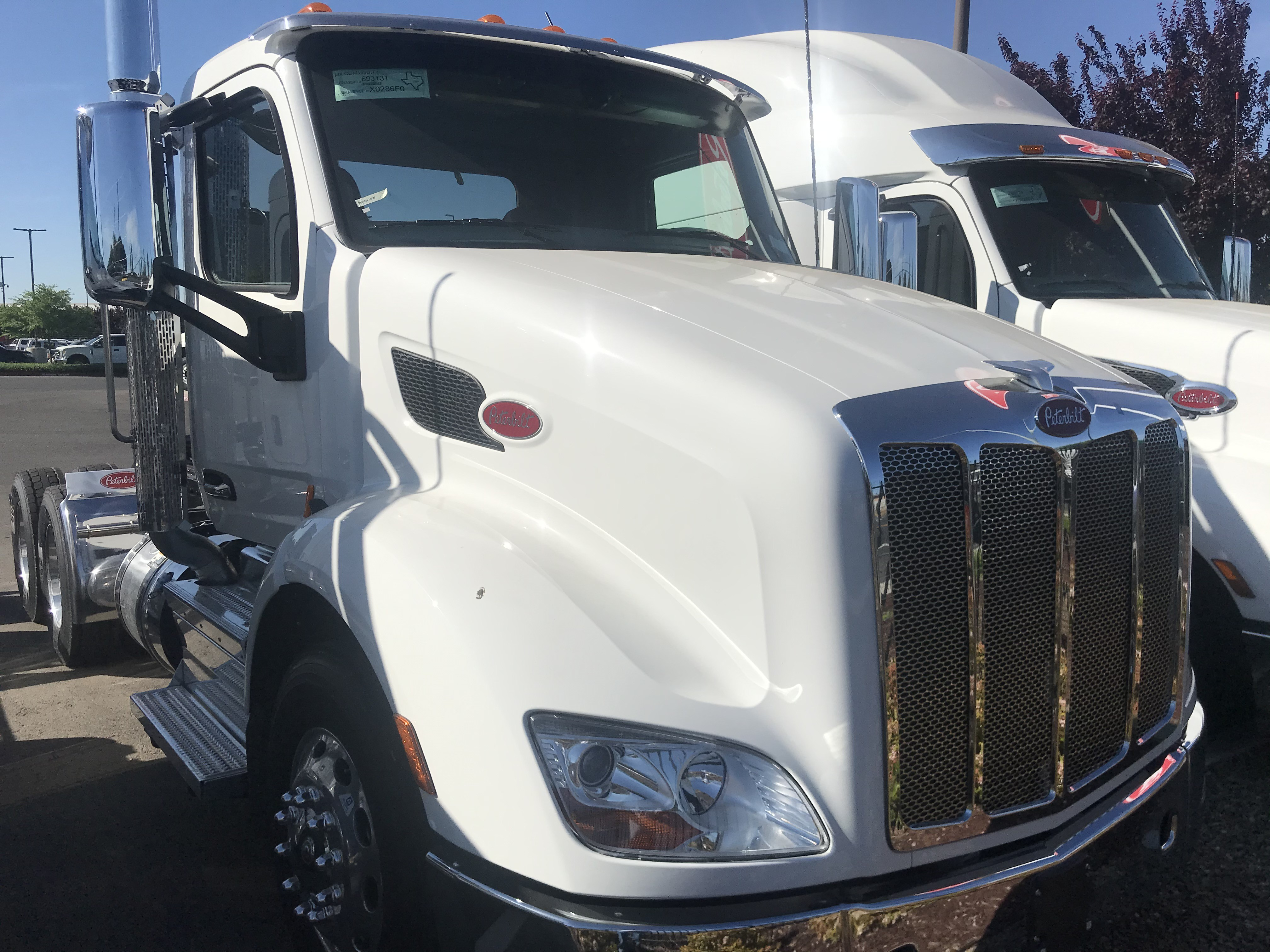 New, 2020, Peterbilt, 579, Conventional Trucks