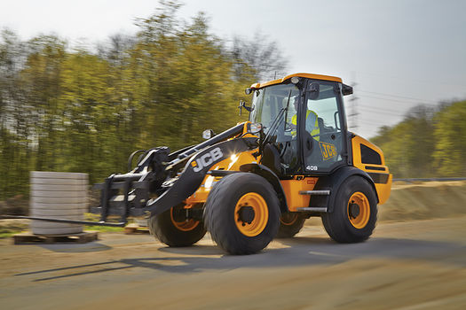 2019, JCB, 409, Loaders