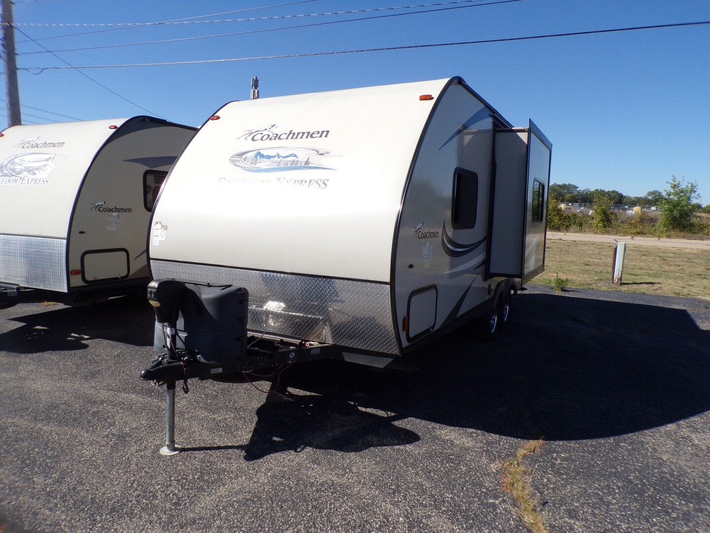 Used, 2016, Freedom Express Ultra-Lite, 192RBS, Travel Trailers