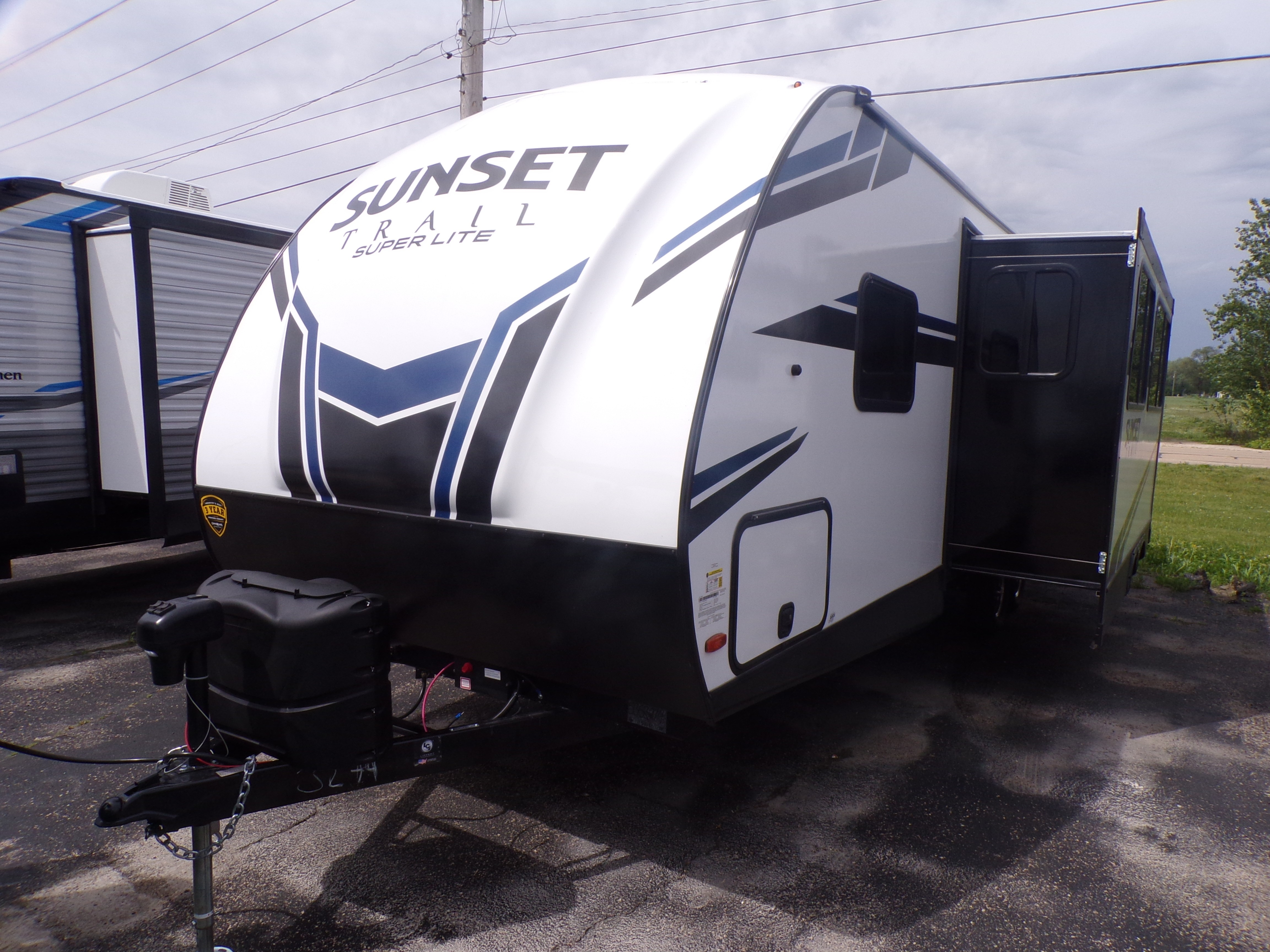 New, 2021, Sunset Trail, 253RB, Travel Trailers