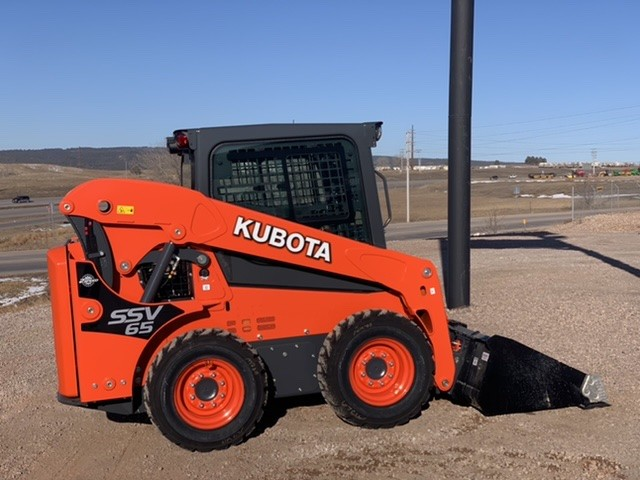 New, 2020, Kubota, SSV65, Loaders