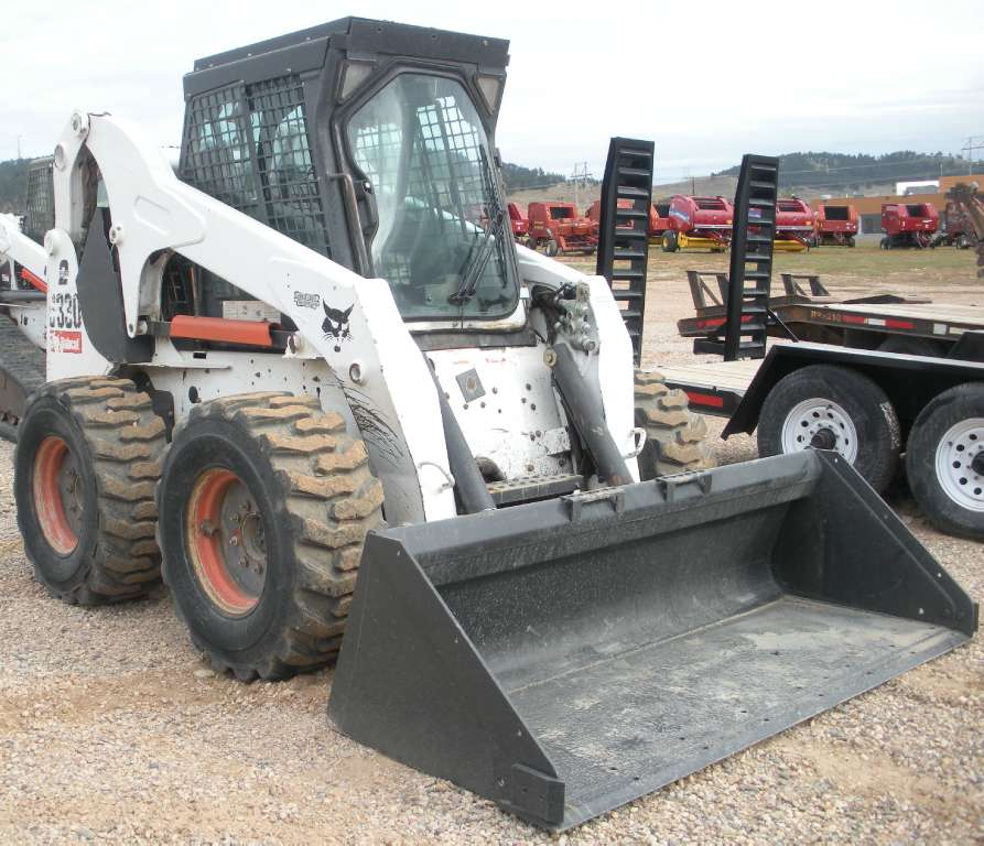 Used, 2007, Bobcat, S330, Skid Steers