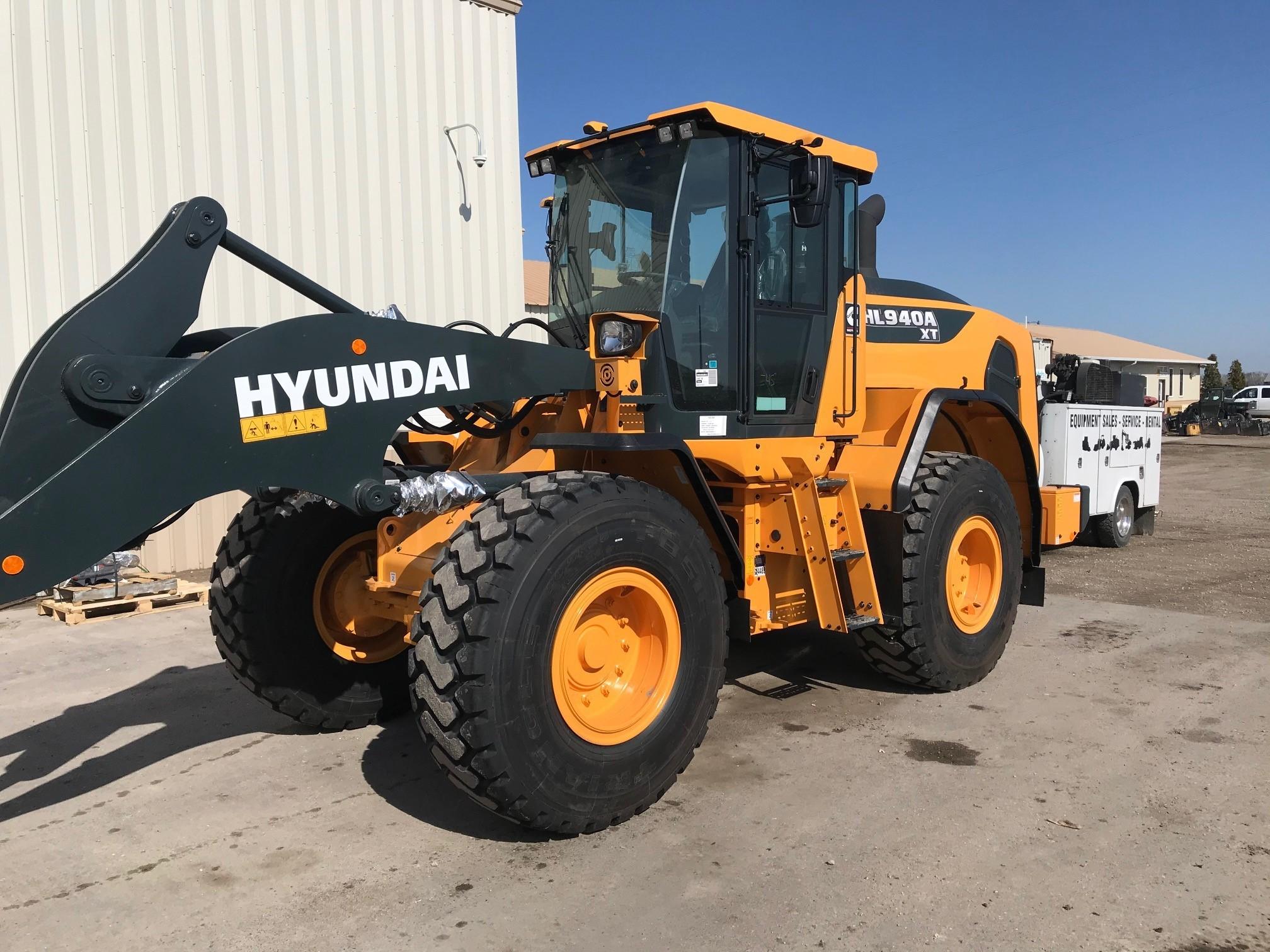 New, 2021, Hyundai, HL940A  XT, Loaders