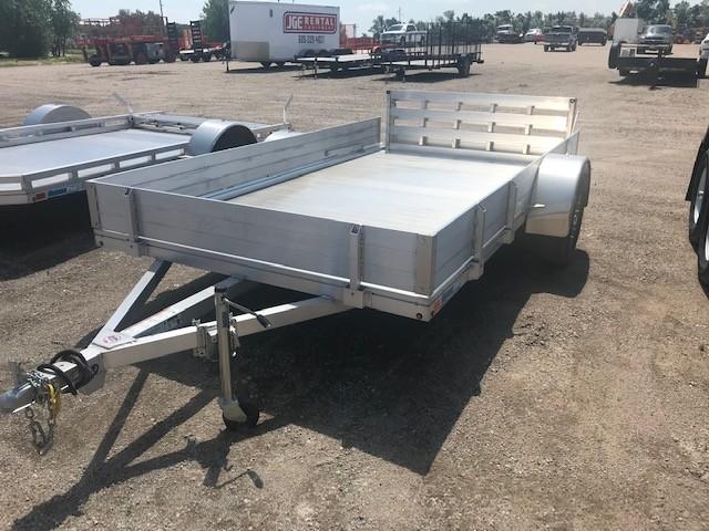 New, 2019, CargoPro, U80x12RA-2.0, Utility Trailers
