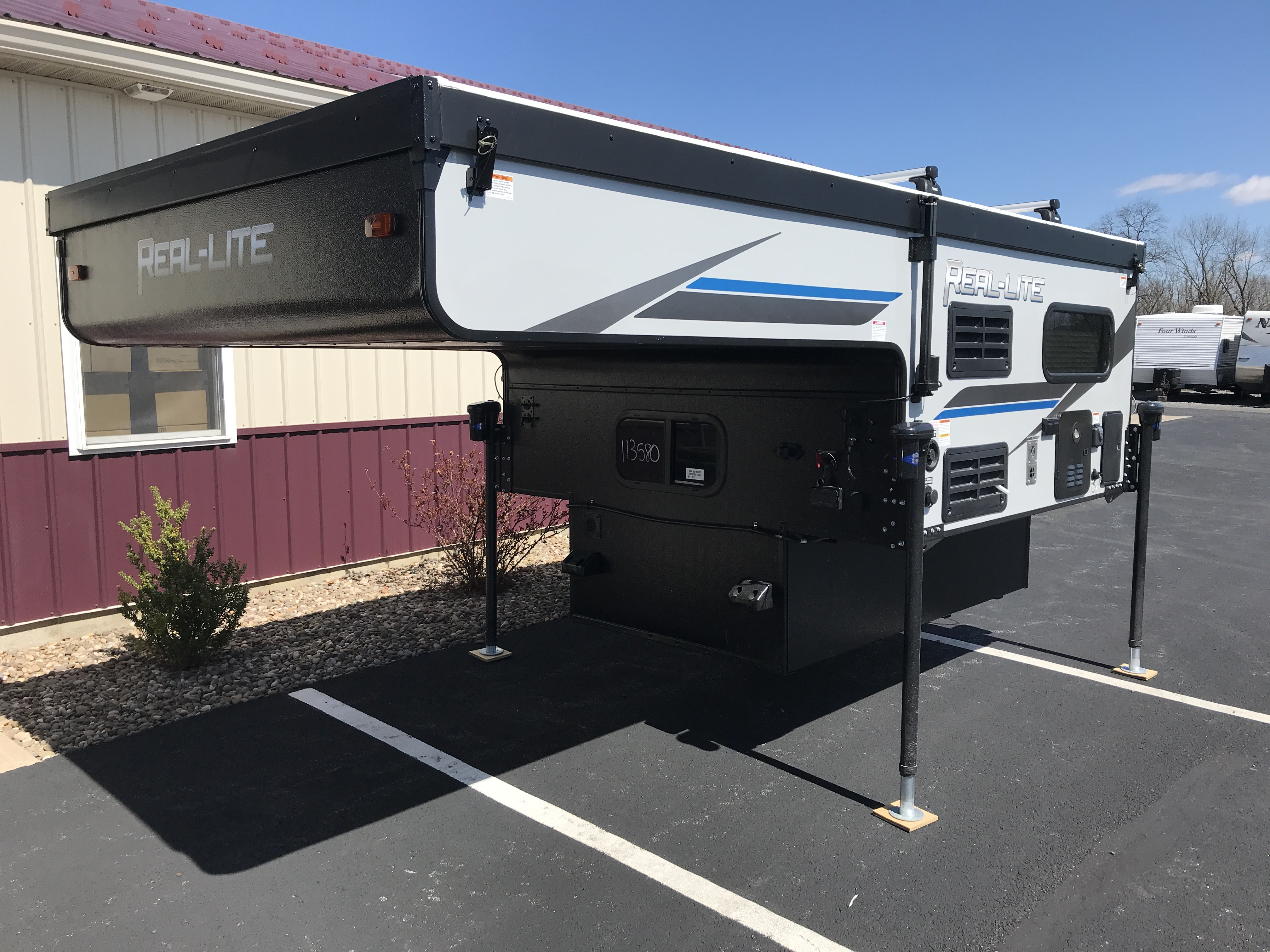 New, 2021, Palomino, Real-Lite SS-1604, Truck Campers