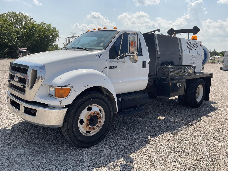 Used, 2008, Ford, 650, Tanker Trucks