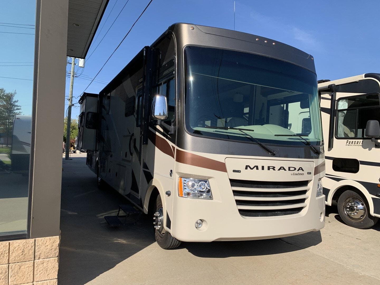 Used, 2017, Coachmen, Mirada 35LS, RV - Class A