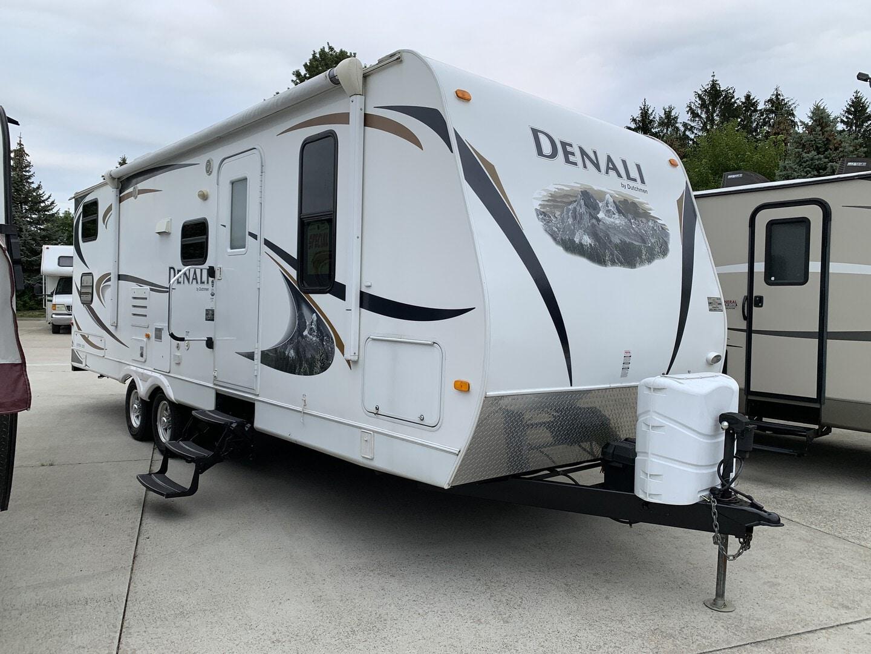 Used, 2011, Dutchmen, Denali 261 BH, Travel Trailers