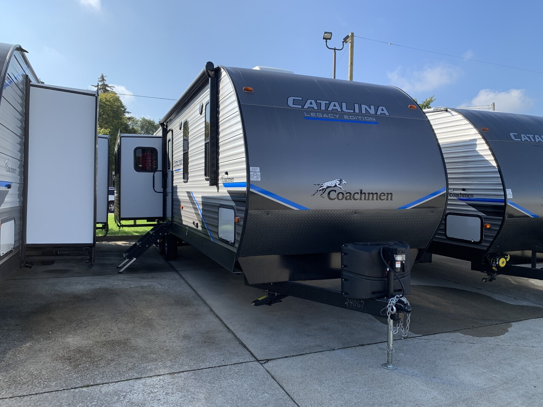 New, 2022, Coachmen, Catalina 333RETSLE, Travel Trailers