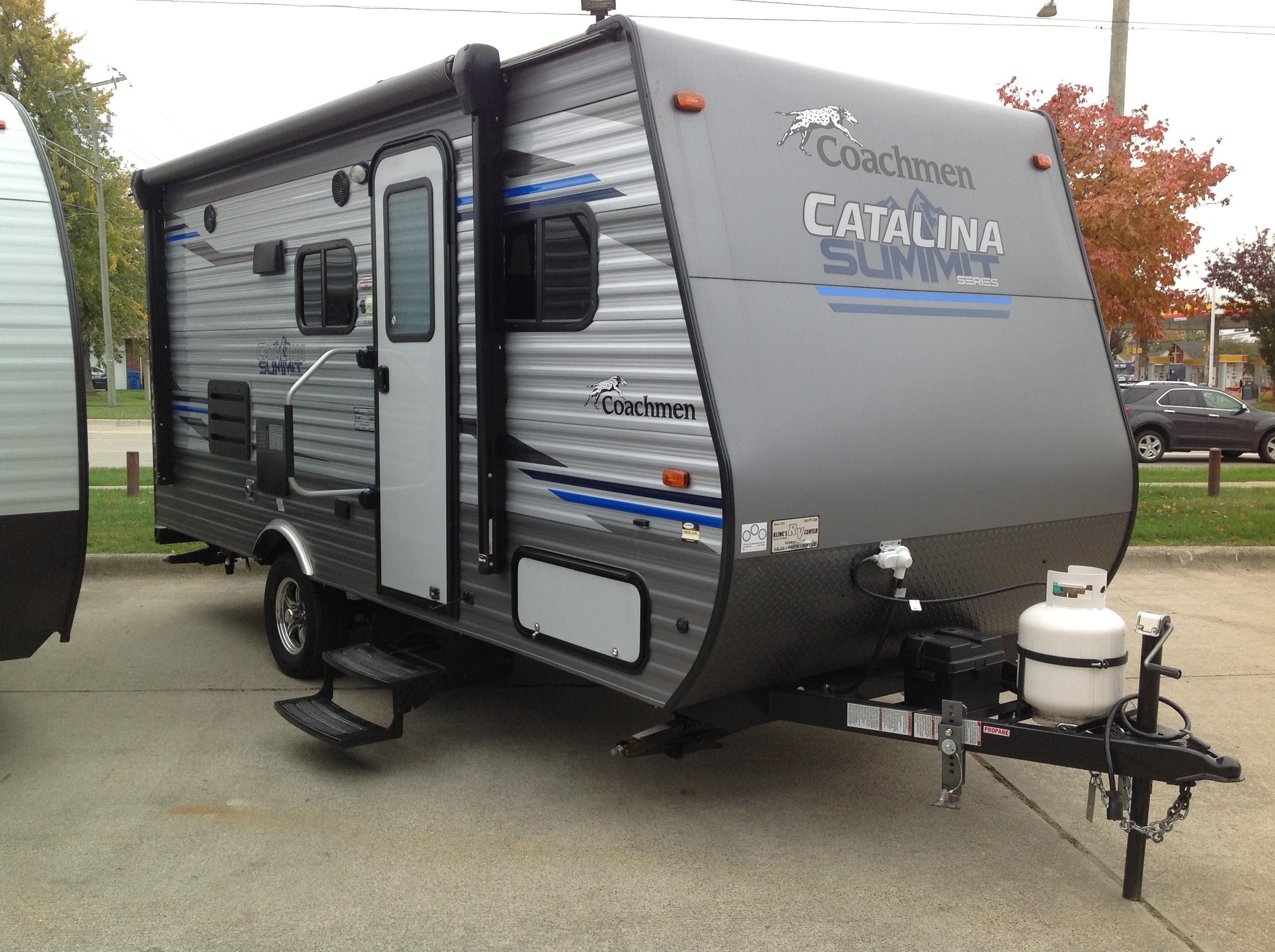 Used, 2020, Coachmen, Catalina Summit 172BHS, Travel Trailers