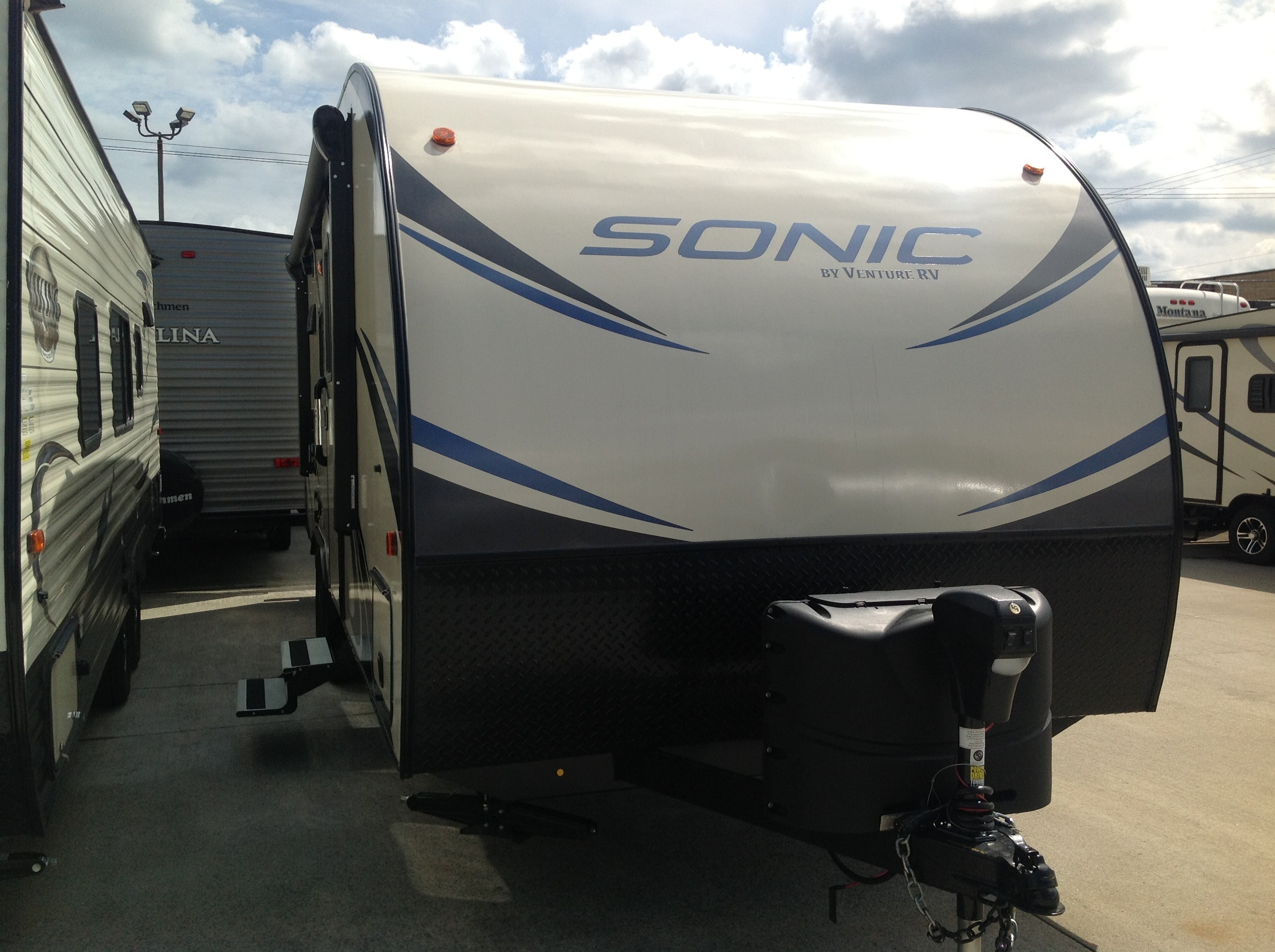 New, 2019, Venture, Sonic 220 VBH  by Venture-RV, Travel Trailers