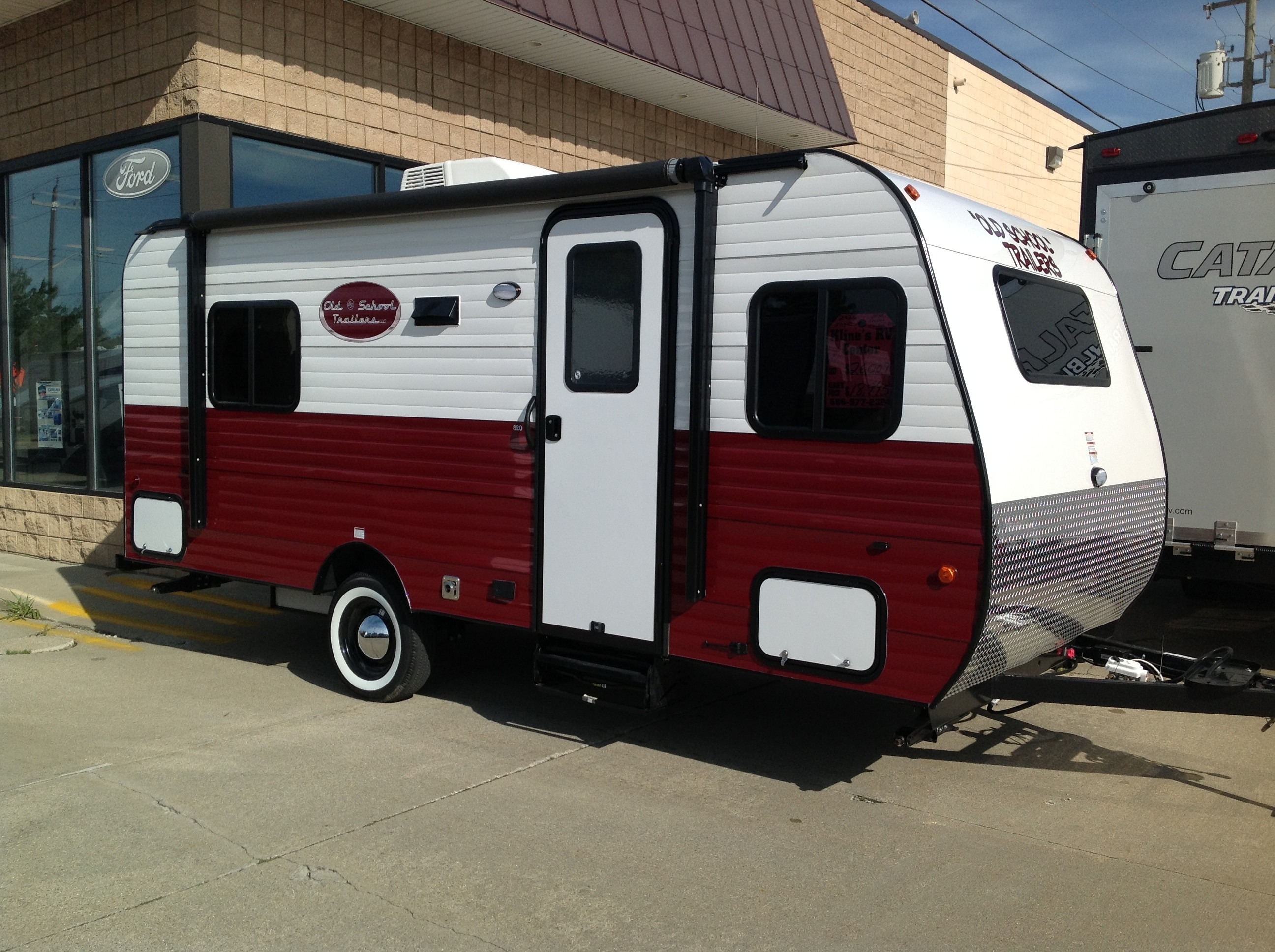 New, 2020, Other, The Old School 820, Travel Trailers