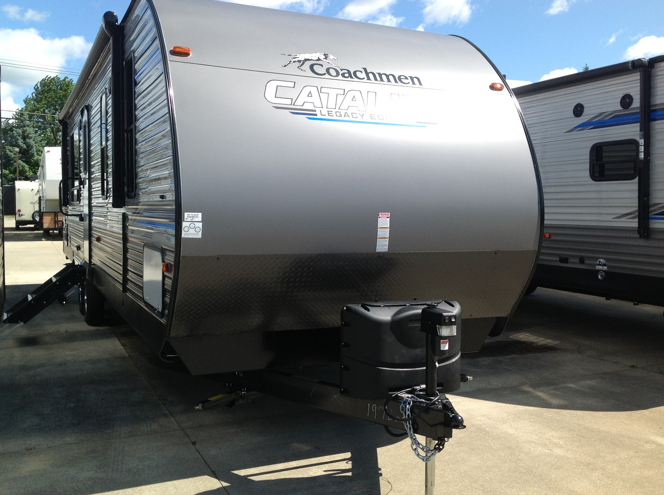 New, 2021, Coachmen, Catalina Legacy Edition 303RKDS, Travel Trailers