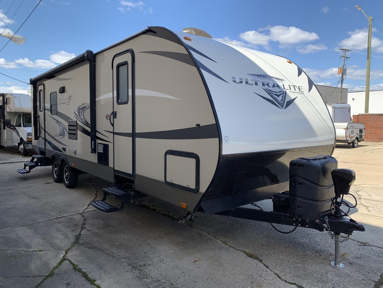 Used, 2016, Highland Ridge RV, Open Range Ultra Lite M-2710RL, Travel Trailers