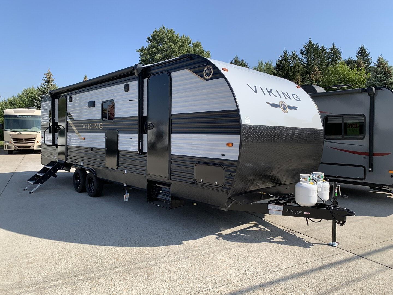 New, 2022, Viking RVs, Viking 262BHS, Travel Trailers