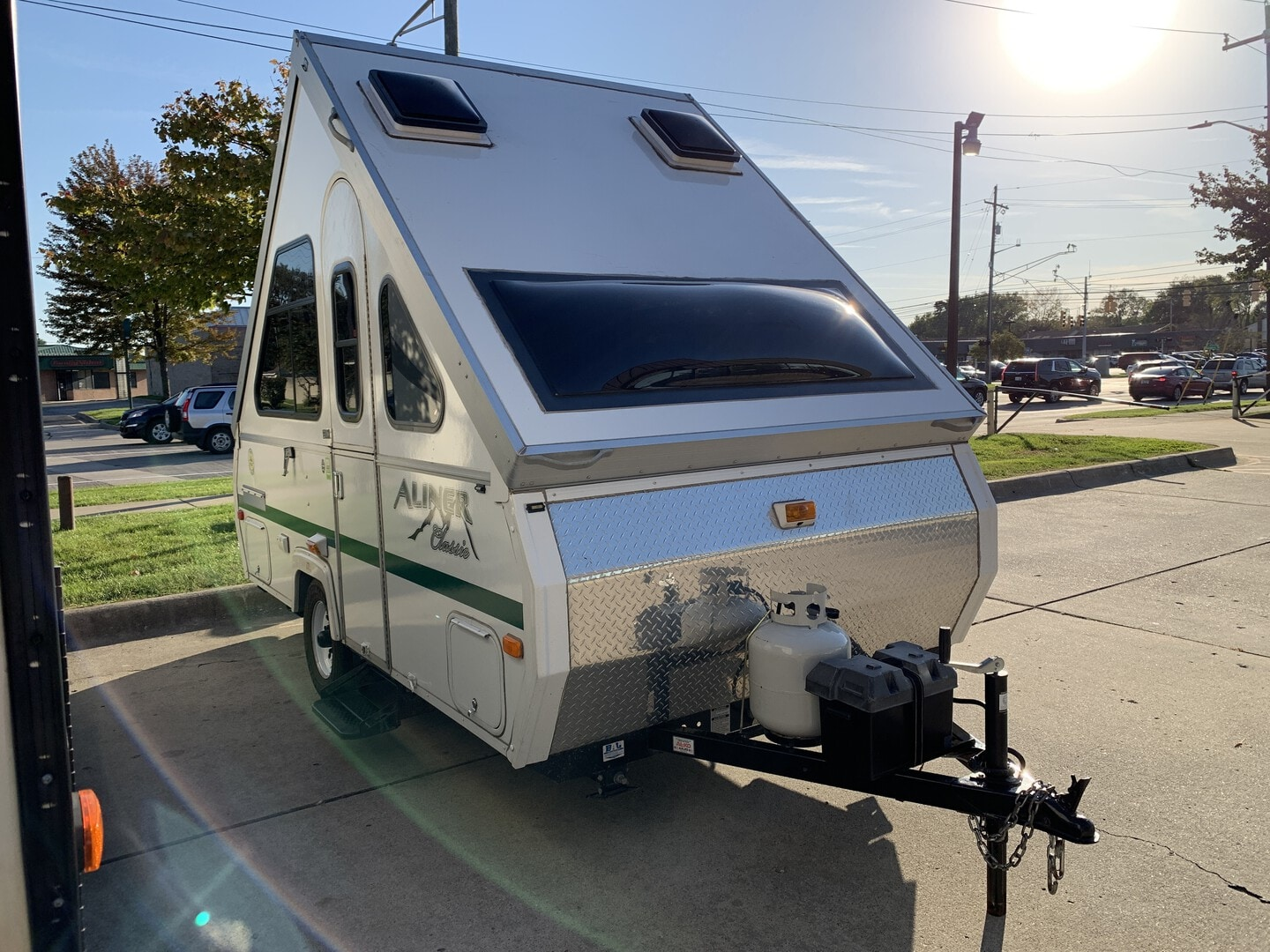 Used, 2011, Aliner, Classic, Pop-Up Campers