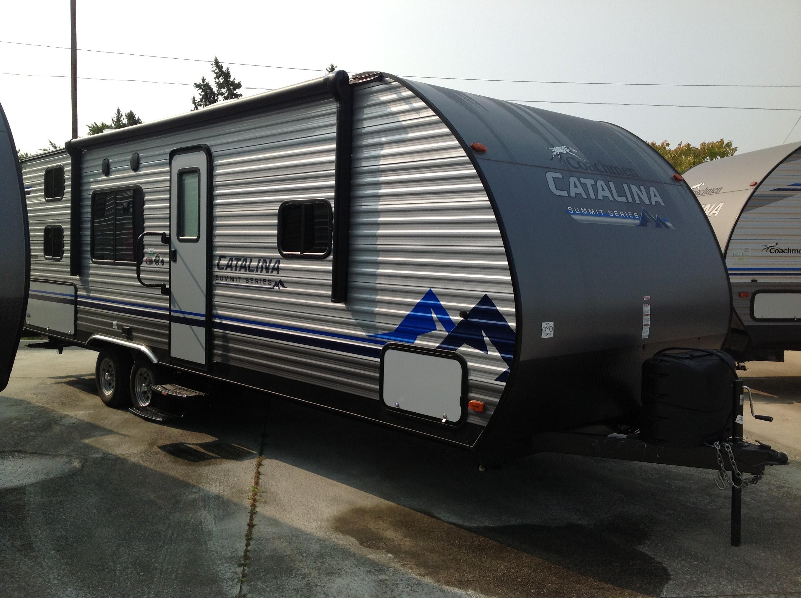 New, 2021, Coachmen, Catalina 261BH-8, Travel Trailers