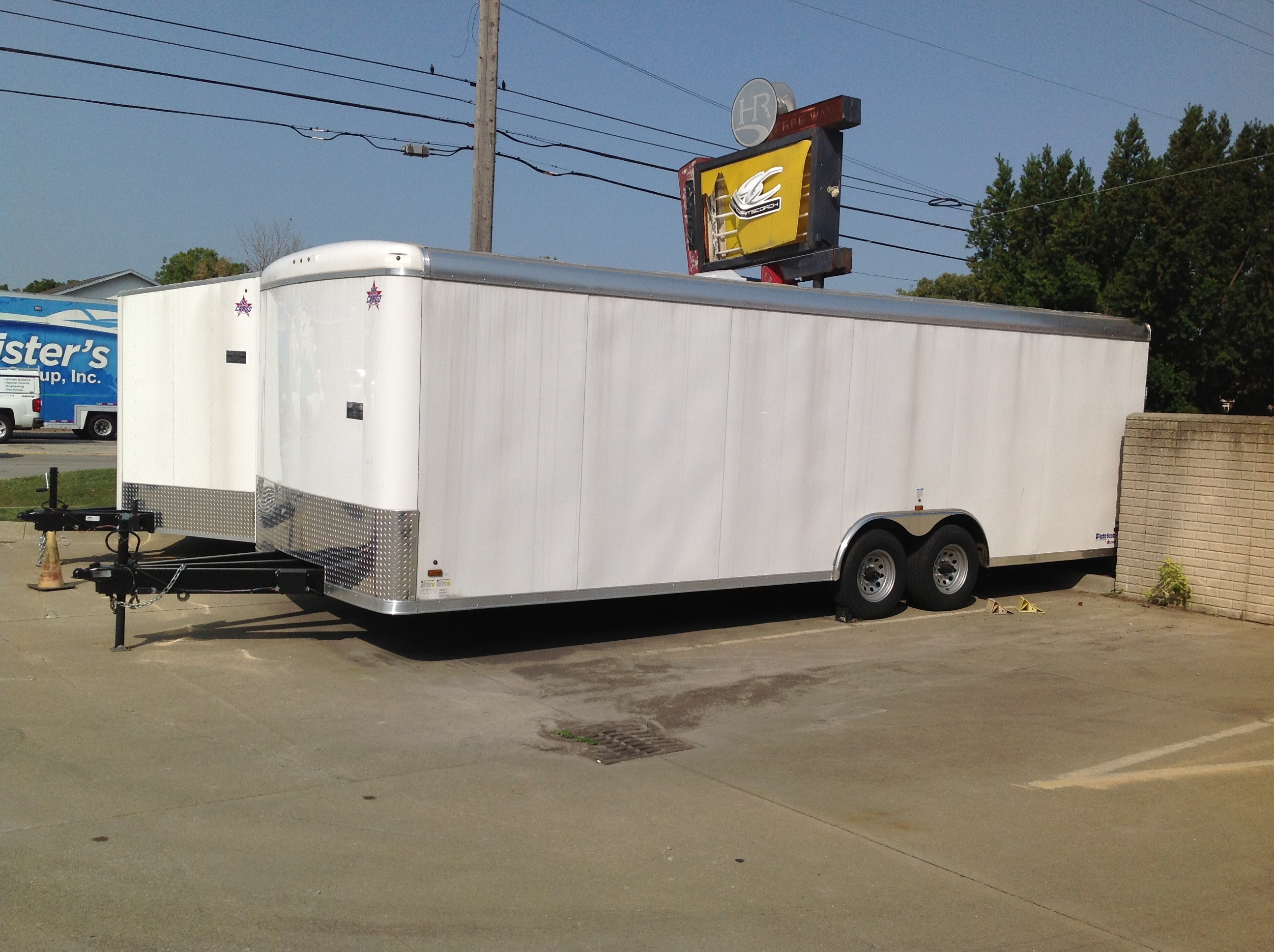 New, 2020, US Cargo, PACX 8524TA3, Cargo Trailers
