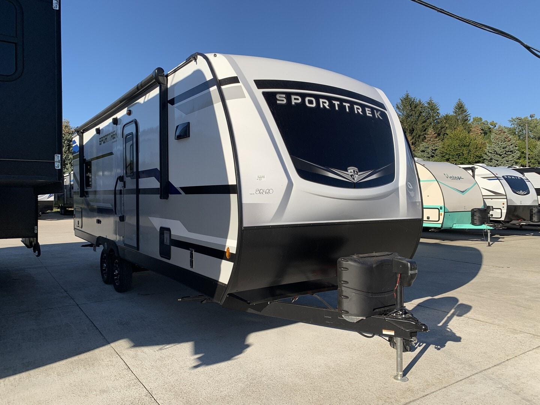 New, 2022, Venture, Sport Trek 251VFK, Travel Trailers