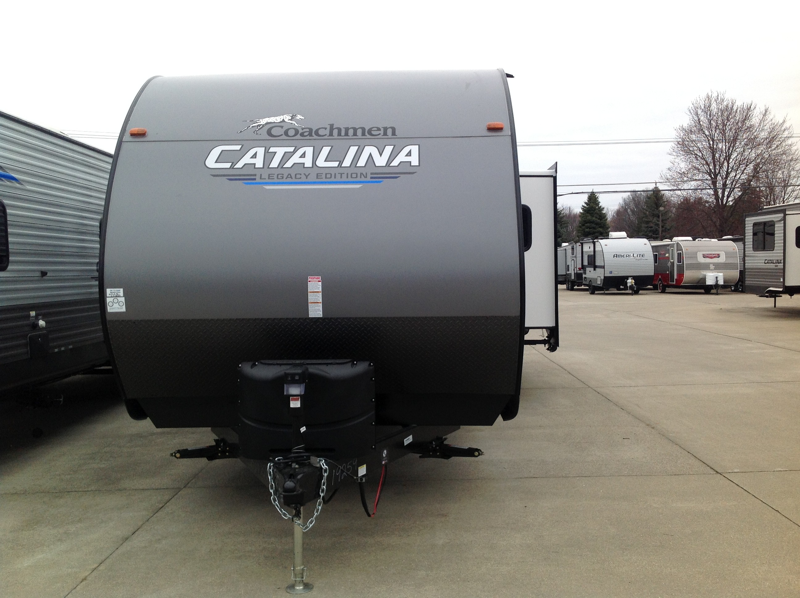 New, 2021, Coachmen, Catalina Legacy Edition 283RKSLE, Travel Trailers