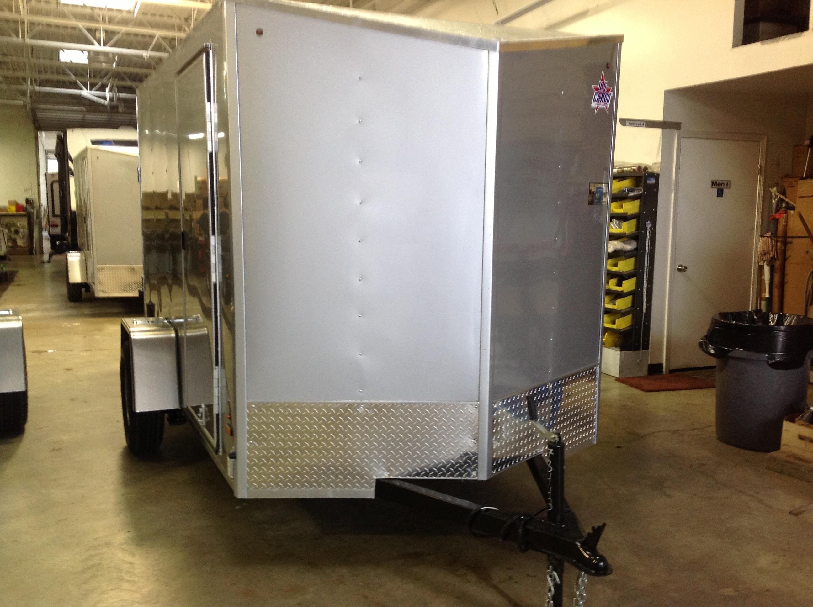 New, 2021, US Cargo, ULAFT 610SA, Cargo Trailers