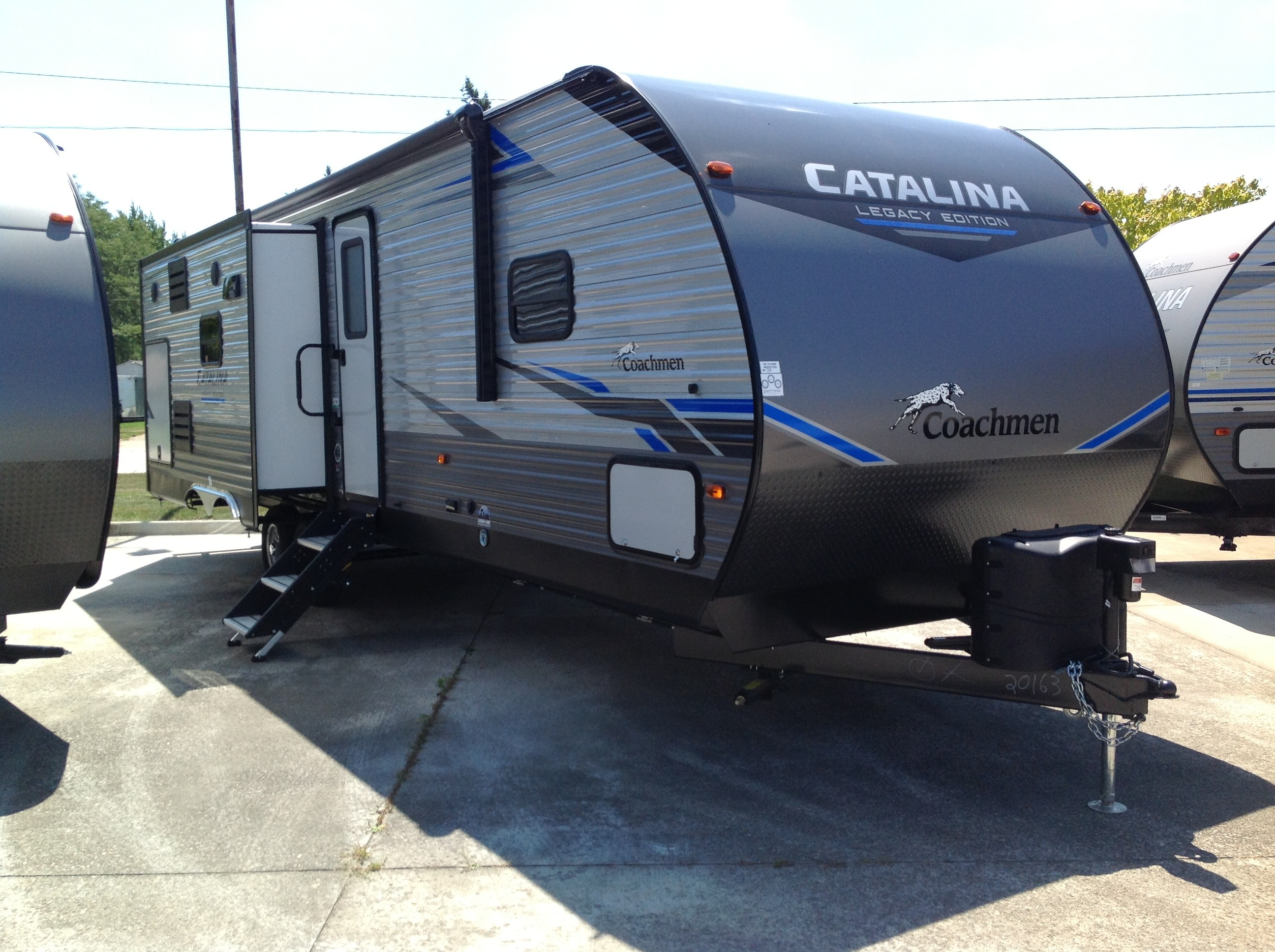 New, 2021, Coachmen, Catalina Legacy Edition 293 RLDSLE, Travel Trailers
