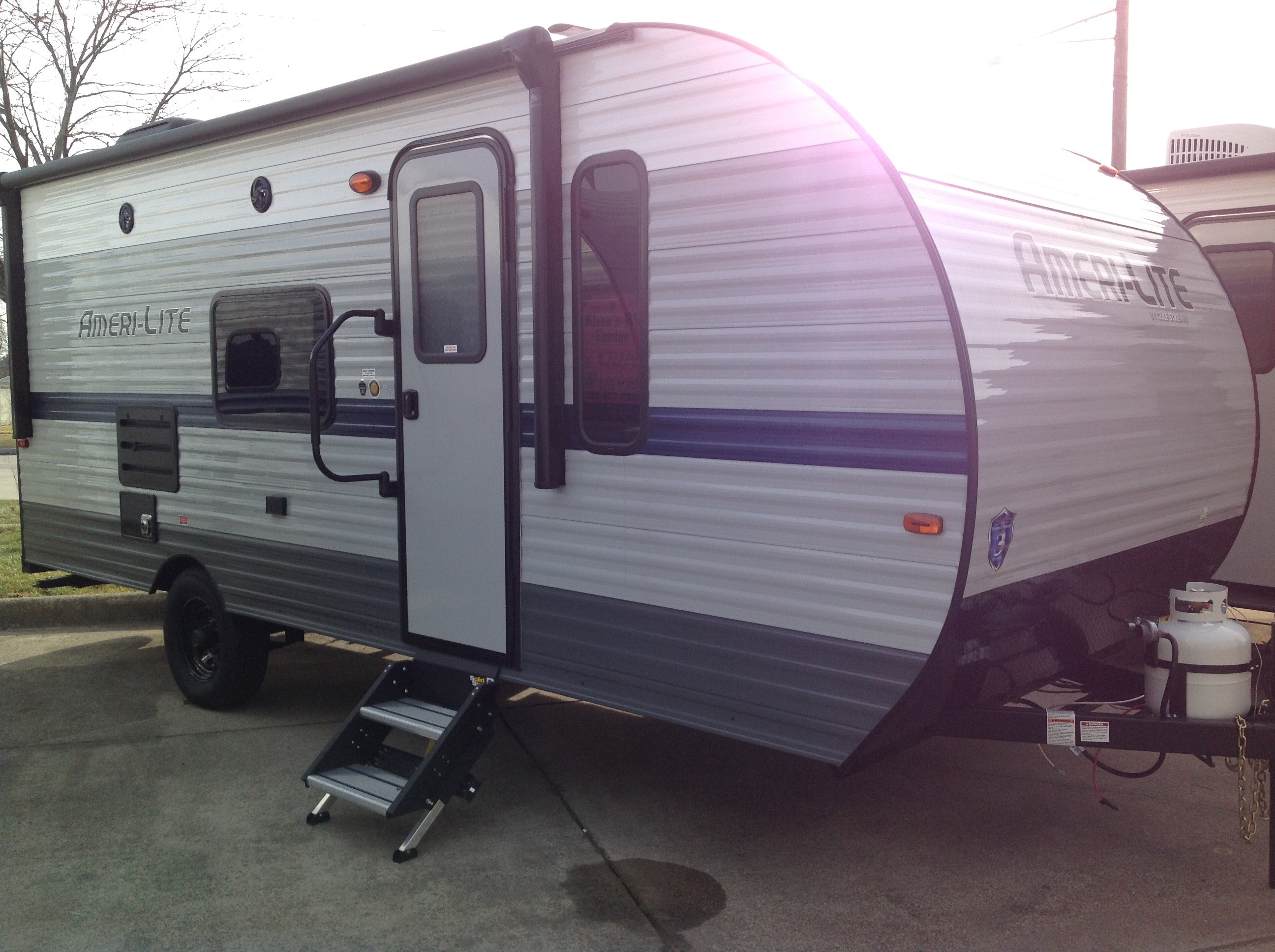 New, 2021, Gulf Stream, Ameralite 188RB, Travel Trailers