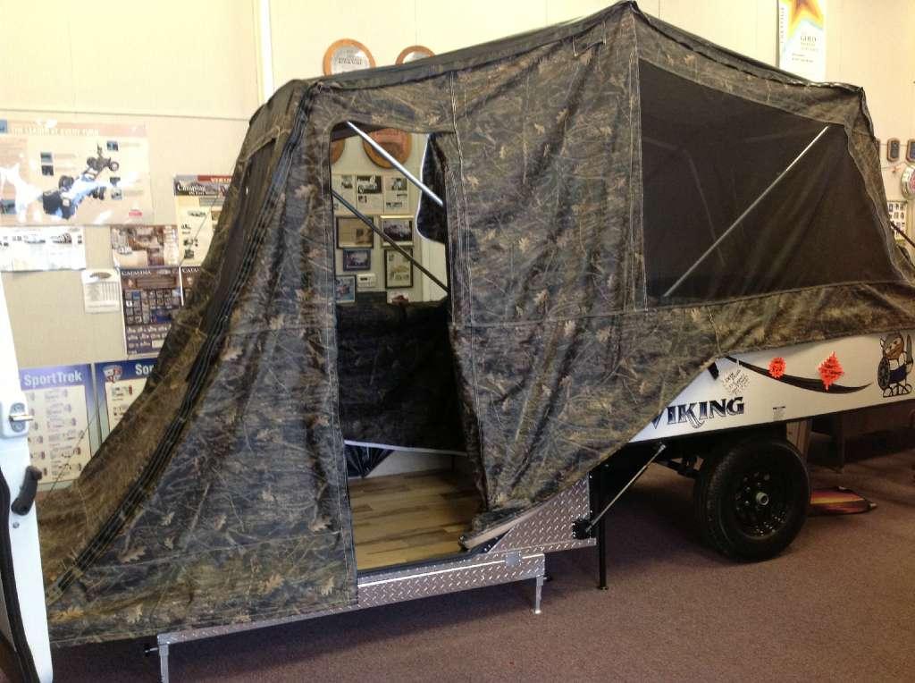 New, 2017, Viking RVs, V-Express180, Folding Campers