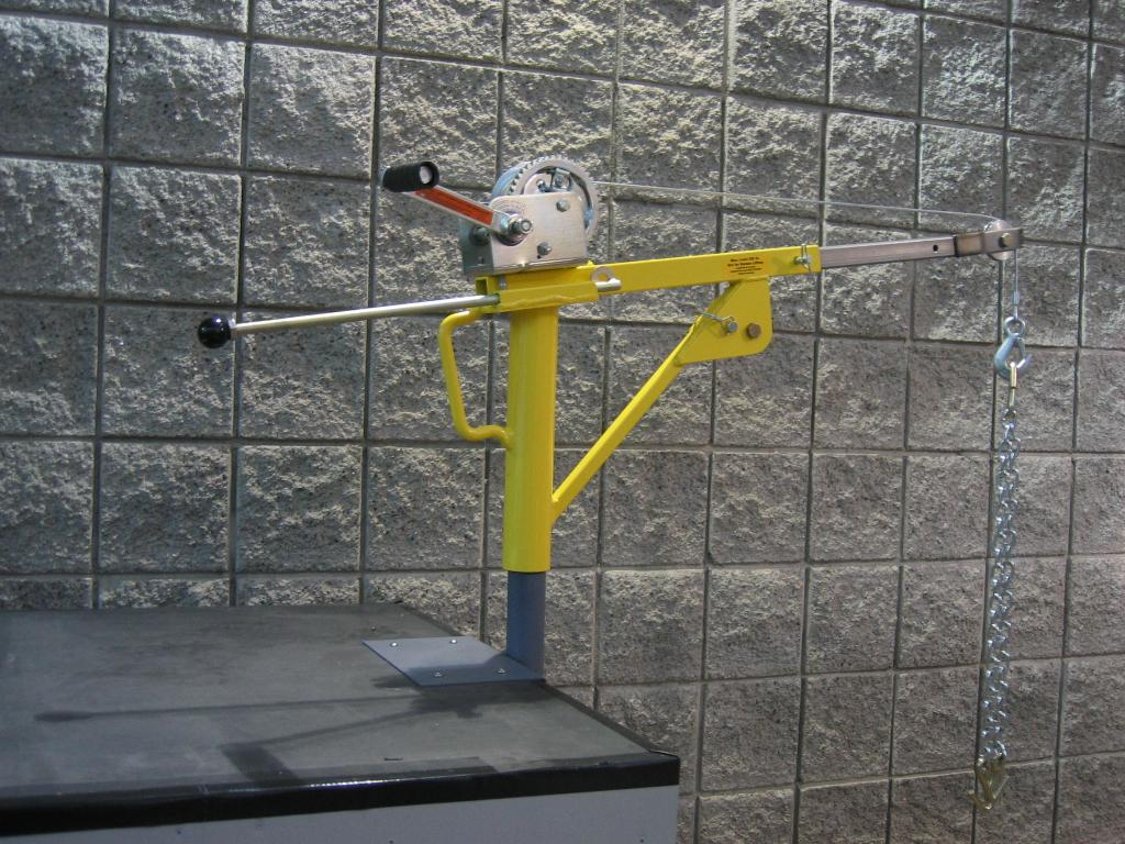 New, Other, Cranky 25' or 50' Portable Winch (25' or 50' Cable), Other - Heavy Equipment