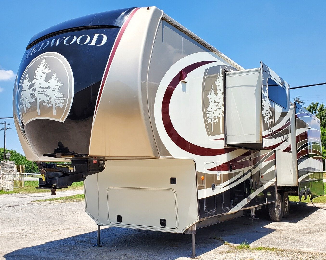 Used, 2017, Redwood, Redwood RW39MB, Fifth Wheels