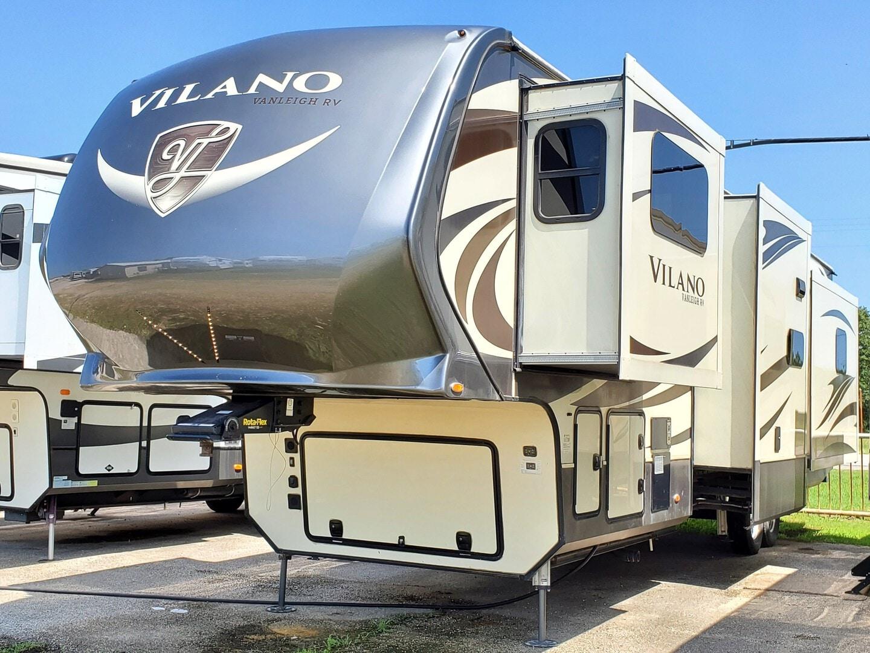 Used, 2019, Vanleigh RV, Vilano 375 FL, Fifth Wheels