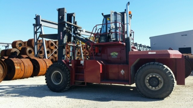 Used, Taylor, TE800S, Forklifts / Lift Trucks