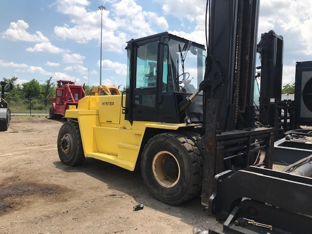 Used, Hyster, H360XL, Forklifts / Lift Trucks