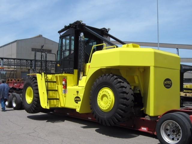 Used, 2010, Hoist, P800, Forklifts / Lift Trucks