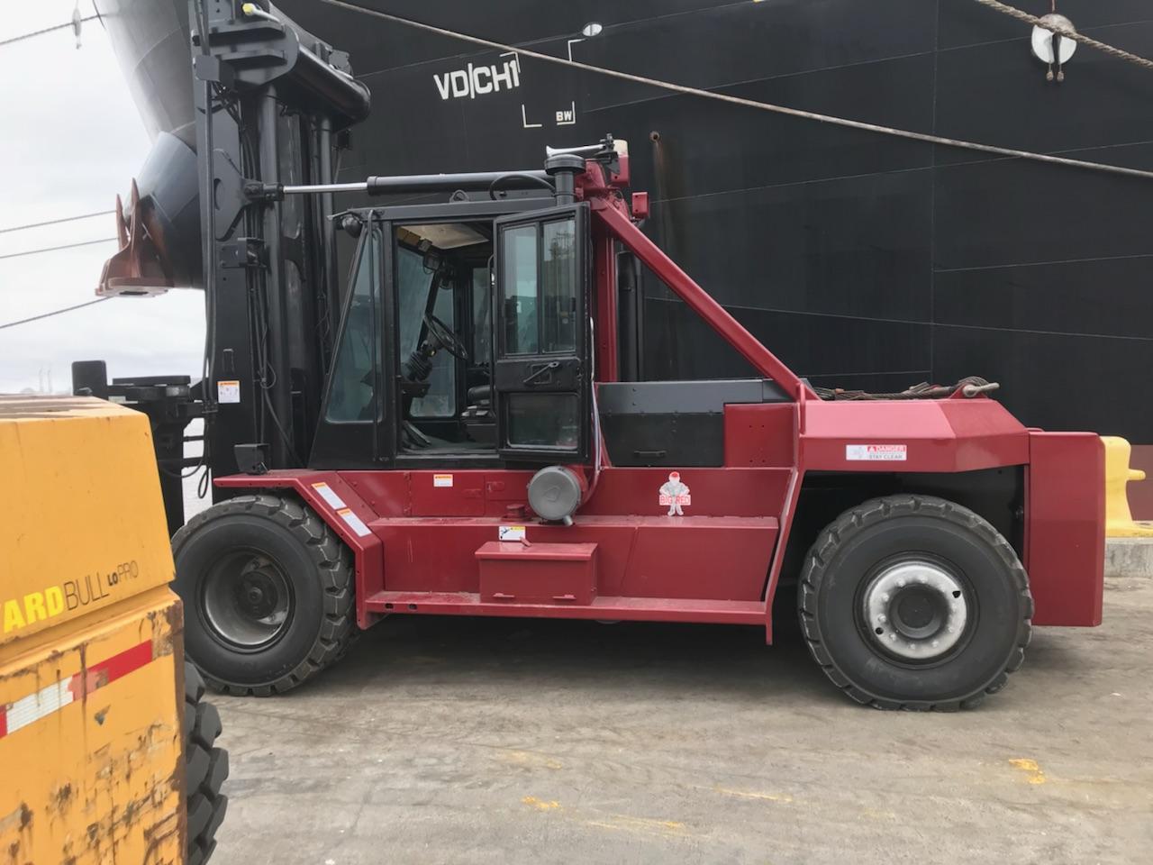Used, 2006, Taylor, TH350L, Forklifts / Lift Trucks