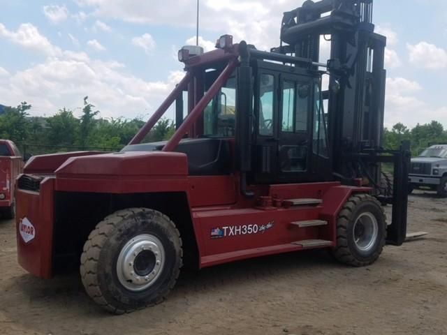 Used, 2012, Taylor, TXH 350L, Forklifts / Lift Trucks