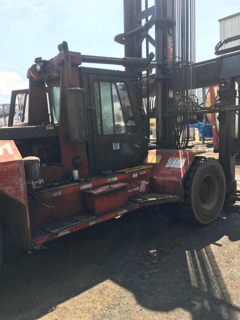 Used, 1999, Taylor, TEC 150L, Forklifts / Lift Trucks