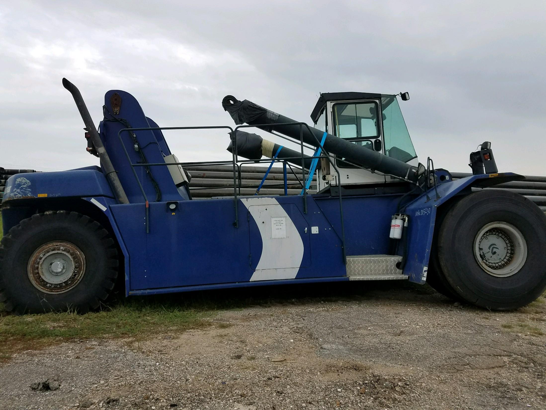 Used, 2007, Kalmar, 4531-S5, Forklifts / Lift Trucks