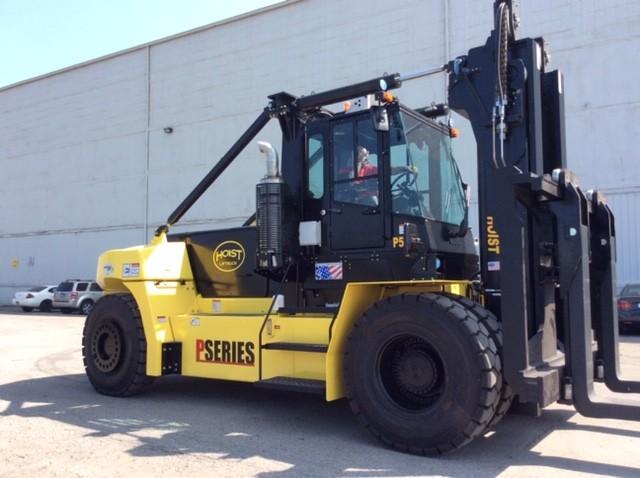 New, 2019, Hoist, P550, Forklifts / Lift Trucks